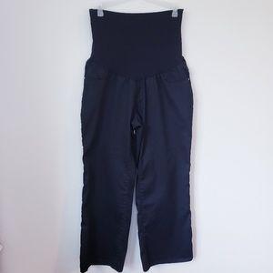 Motherhood Maternitystraight leg pants size P 1X